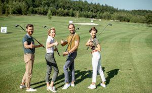 Golfing Initiation Days - Open Golf Club