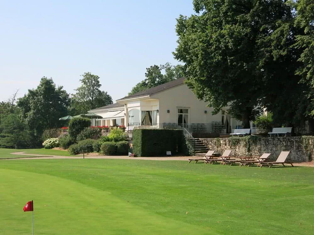 Le Club house du Golf d'Ormesson (94) - OPEN GOLF CLUB