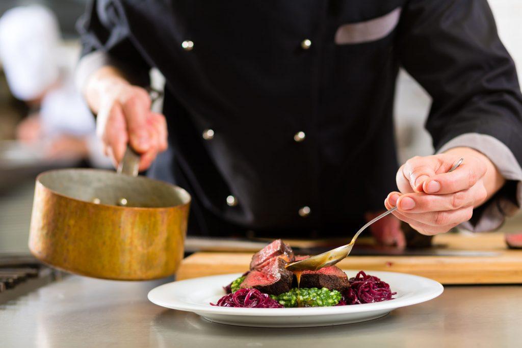 Découvrez la cuisine d'inspiration française de qualité du restaurant Les Tilleuls au Golf d'Ormesson en Ile-de-France