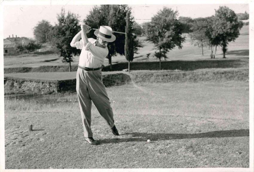 Le Golf d'Ormesson, un golf familial en Île-de-France