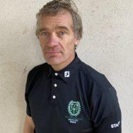 Stéphane Buoro, jardinier au Golf d'Ormesson à 15 minutes de Paris